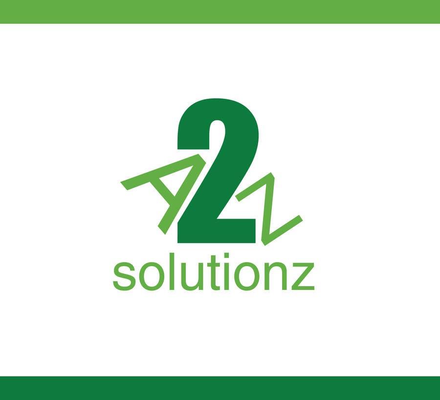 "Bài tham dự cuộc thi #                                        15                                      cho                                         Design a Logo for my Freelancer profile ""a2zsolutionz"""