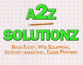 """#19 cho Design a Logo for my Freelancer profile """"a2zsolutionz"""" bởi SergeyXY"""