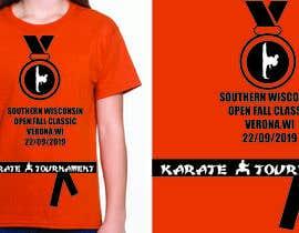 #3 untuk SWO Fall Tournament - t-shirt logo design oleh LunaDEluxeDEsign
