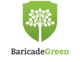 Nro 10 kilpailuun Design a Logo for BarricadeGreen käyttäjältä sebcornelius