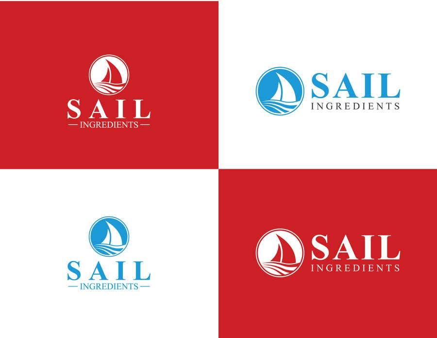 Konkurrenceindlæg #2621 for Design my Company Logo - Sail Ingredients