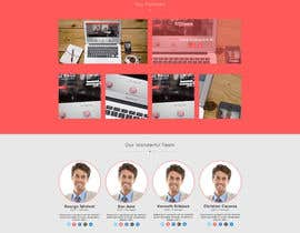 #6 para Design a Website Mockup for My Site por kinyinyecharles