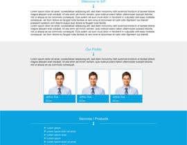 #3 para Design a Website Mockup for My Site por cayman85