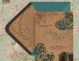 #97 для Design a Wedding Invitation от santosrodelio