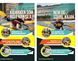 #9 for 2 x posters kayak for sale af kukuhwibowo