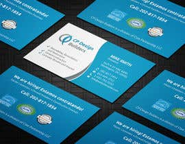 #183 for Design a stunning business card by nishat131201