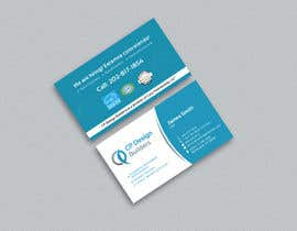 #106 for Design a stunning business card by shiblee10