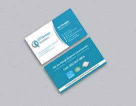#166 for Design a stunning business card by shiblee10