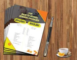 Nro 20 kilpailuun Design 1 page digital poster - Top Spanish Phrases for kids käyttäjältä Anam827642