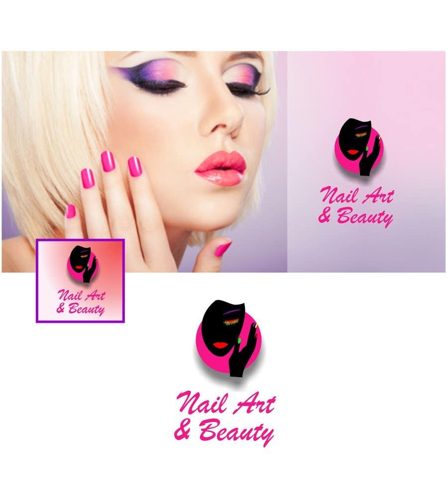 Konkurrenceindlæg #                                        53                                      for                                         Design eines Logos for Nail Art & Beauty