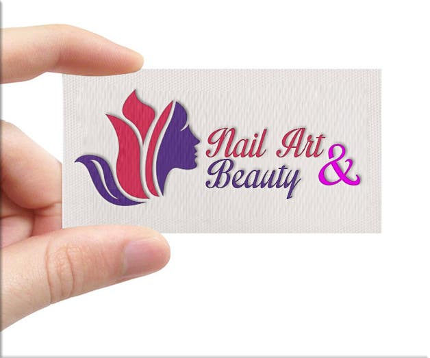 Entry #25 by nyomandavid for Design eines Logos for Nail Art ...