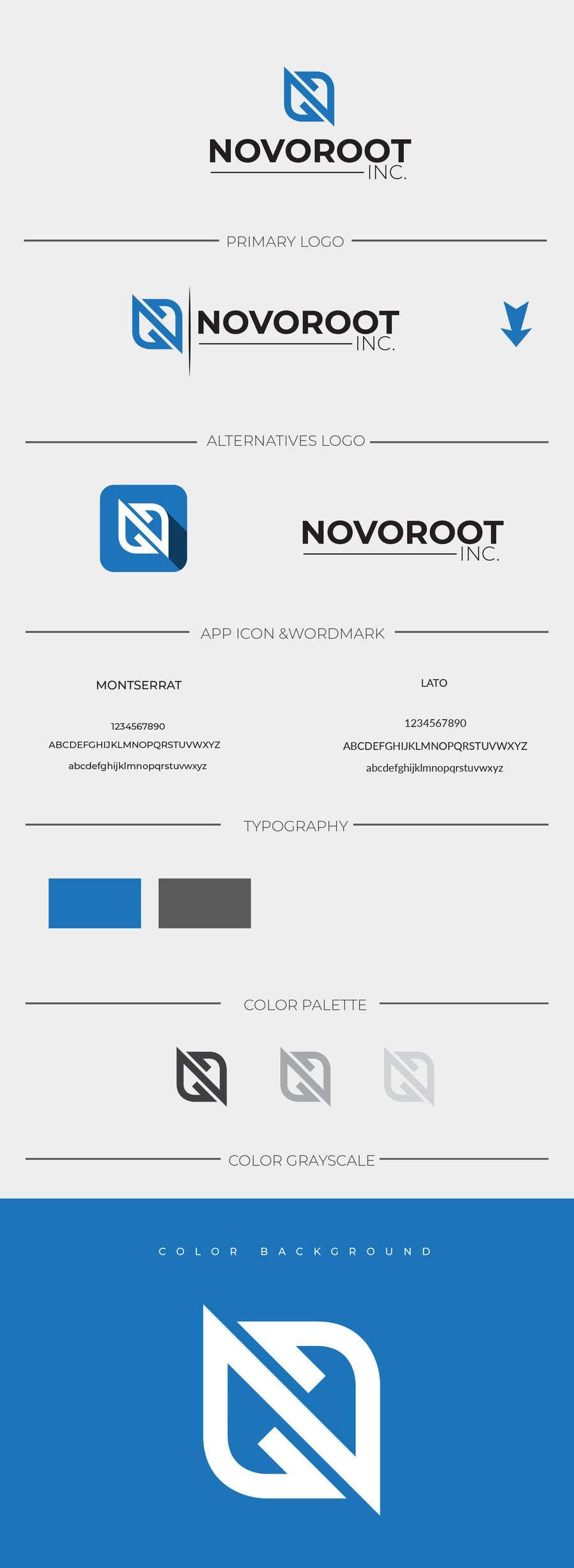 Konkurrenceindlæg #47 for Design a logo and social media layouts