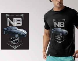#1 untuk T-shirt design for Car Clothing - 02/08/2019 14:44 EDT oleh gallipoli