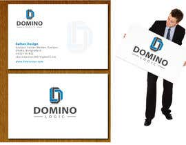 #27 cho Logo and Background Design for the game domino bởi sultandesign