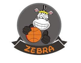 nº 38 pour Zebra Volleyball Image for Tshirt par TSHIRTTRAND