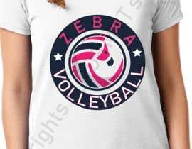 nº 36 pour Zebra Volleyball Image for Tshirt par AformatStudio