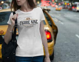 nº 368 pour Figure Nine - Design a logo for my casual clothing brand par trying2w