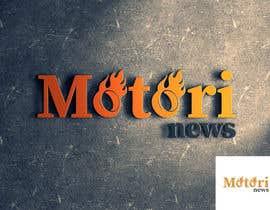 #2 for Logo Design Motori.news af UMUSAB
