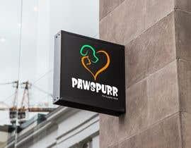 #90 untuk Pawspurr Logo oleh fikierwansyah