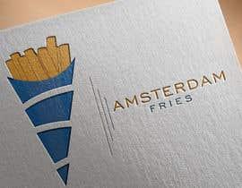 nº 128 pour Design a Logo Amsterdam Fries par israralikhan292