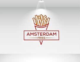 nº 90 pour Design a Logo Amsterdam Fries par yousufrana88