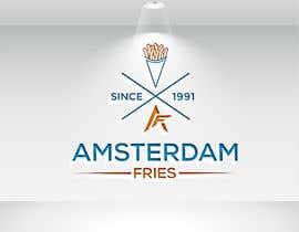 nº 115 pour Design a Logo Amsterdam Fries par yousufrana88
