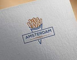 Nro 132 kilpailuun Design a Logo Amsterdam Fries käyttäjältä yousufrana88