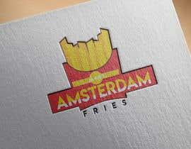 nº 60 pour Design a Logo Amsterdam Fries par ihnishat95