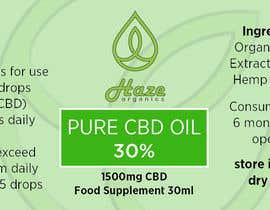 #1 untuk 2 Packaging templates for CBD Company oleh Naseem065