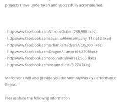 #11 untuk Facebook Marketing oleh Hawk9999