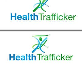 nº 101 pour Logo Design for Health Trafficker par bookwormartist