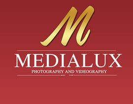 nº 17 pour Logo Design for Medialux Photo/Video par suministrado021