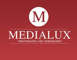 nº 18 pour Logo Design for Medialux Photo/Video par suministrado021