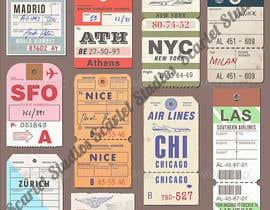 Sandesh765 tarafından I need some Graphic Design for Luggage tags için no 22