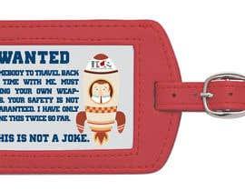 ralucaRO tarafından I need some Graphic Design for Luggage tags için no 25