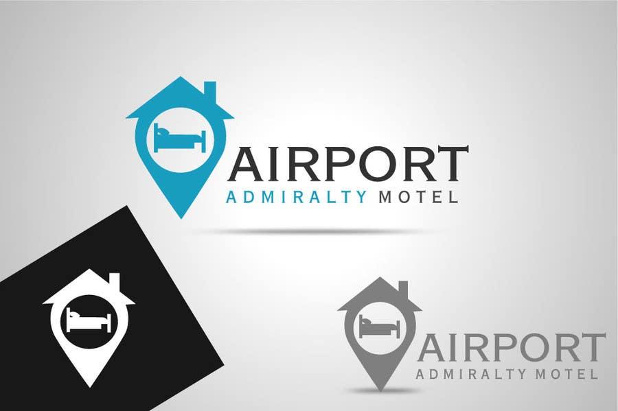 Konkurrenceindlæg #16 for Logo Design for Airport Admiralty