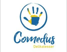 Nro 97 kilpailuun Logo for Comedus Delikatesser käyttäjältä gabba13