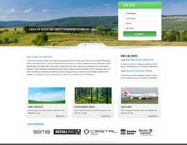 nº 6 pour Website Design for an Australian Association for Unmanned Systems par Pavithranmm