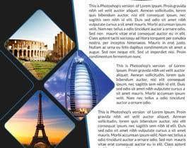 #24 untuk Design a paper for a brochure oleh ghani1