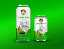 #10 для Logo design and canned drink packaging от ritadk