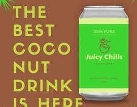 #3 для Logo design and canned drink packaging от surhud8004