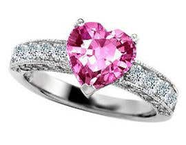 #17 cho Jew Design for Pink Diamond bởi Urushta