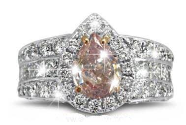 Kilpailutyö #22 kilpailussa Jew Design for Pink Diamond