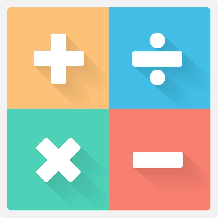 Entry #72 by SGGun for Design a Logo for Android Math App | Freelancer