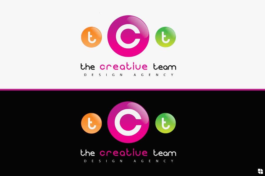 Inscrição nº 427 do Concurso para Logo Design for The Creative Team
