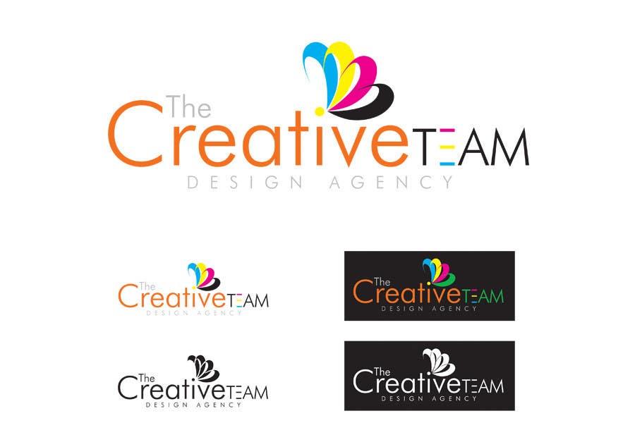 Конкурсная заявка №315 для Logo Design for The Creative Team