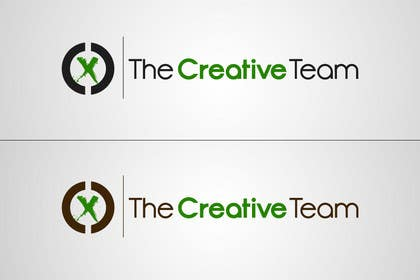 #292 untuk Logo Design for The Creative Team oleh themla