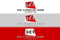 Graphic Design Contest Entry #418 for Logo Design for The Creative Team