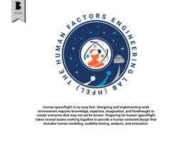 nº 115 pour NASA Contest: Design the Human Factors Engineering Lab (HFEL) Graphic par basemcg
