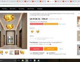 nº 15 pour Find a similar lamp in china par dhandapaniabiram
